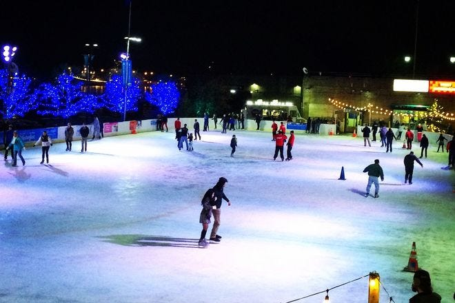 Waterfront Winterfest at Blue Cross River Rink