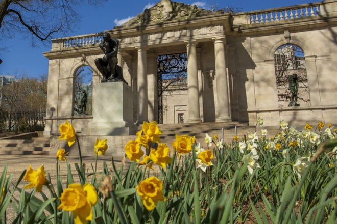 Rodin Museum Philadelphia Attractions Review 10best Experts And