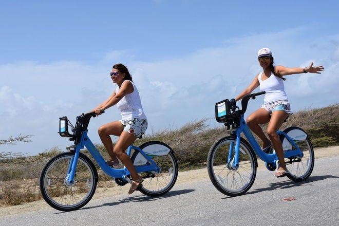 Green Bike Aruba