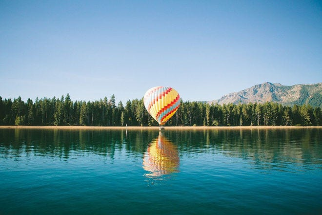 Lake Tahoe Balloons Inc
