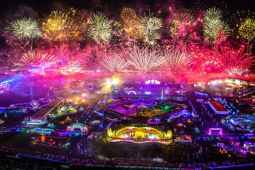 Electric Daisy Carnival