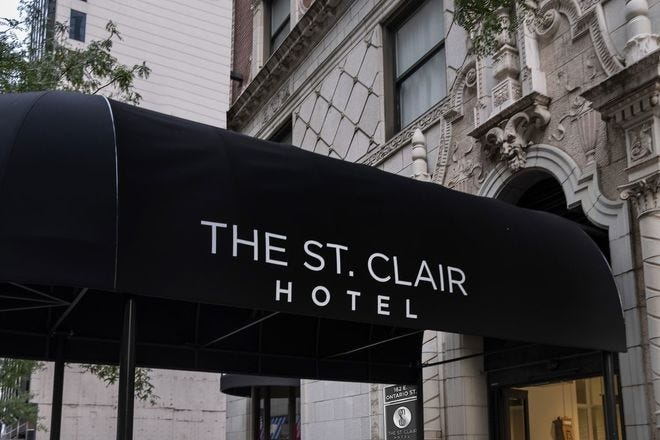 St. Clair Hotel - Magnificent Mile