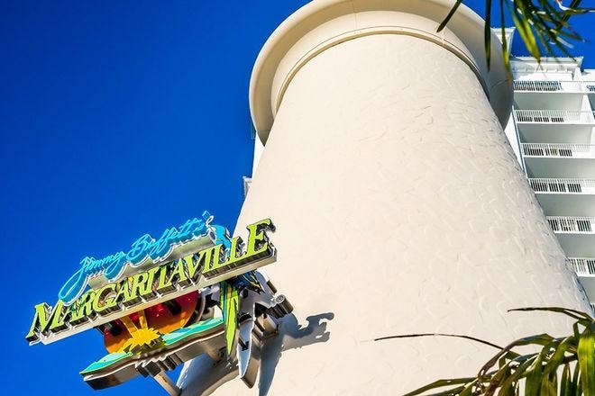 JWB Steak and Seafood Restaurant at Margaritaville Beach Resort
