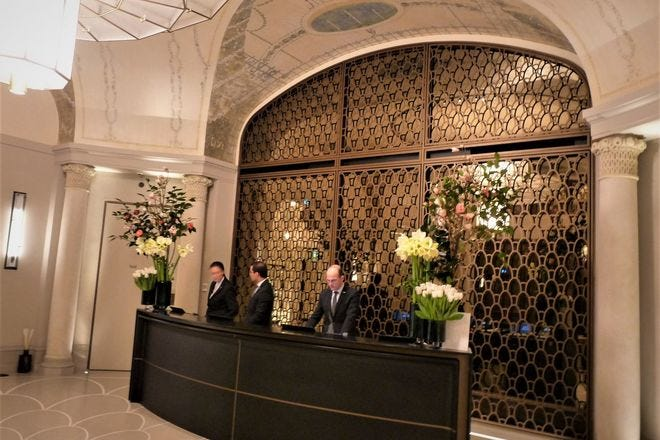 Hotel Lutetia, The Leading Hotels of the World