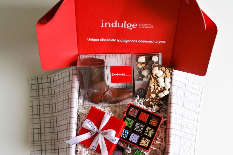 INDULGE: Personal Chocolate Experience