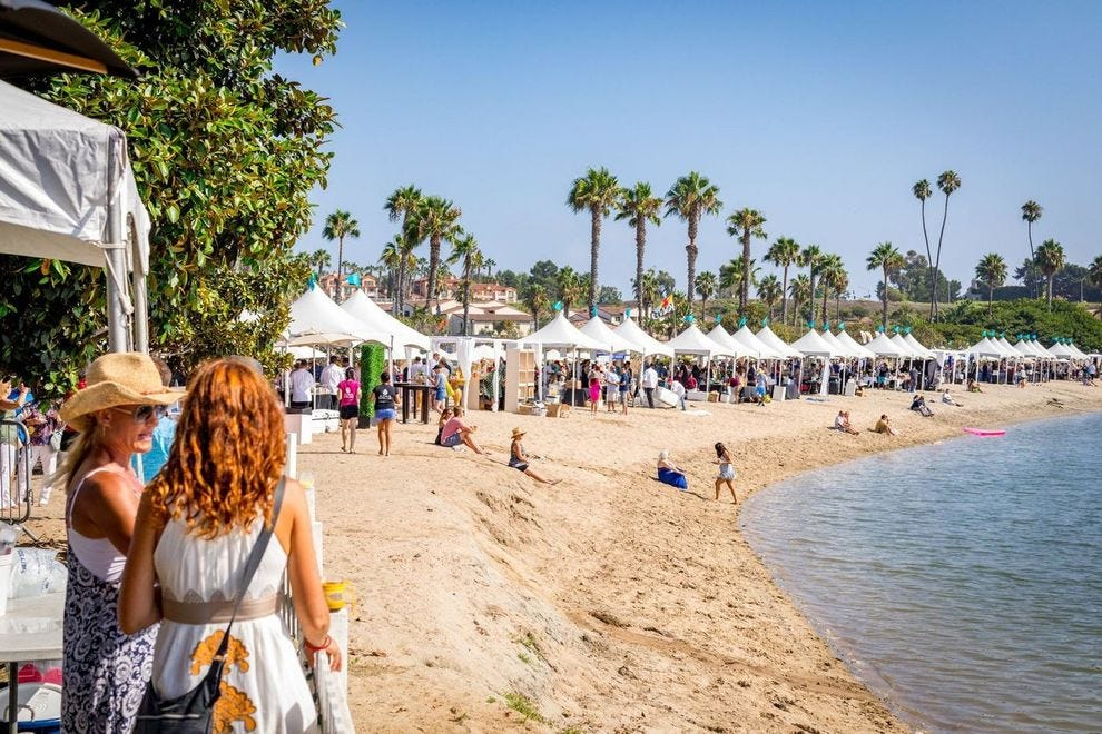 This SoCal festival serves up the tastes of summer