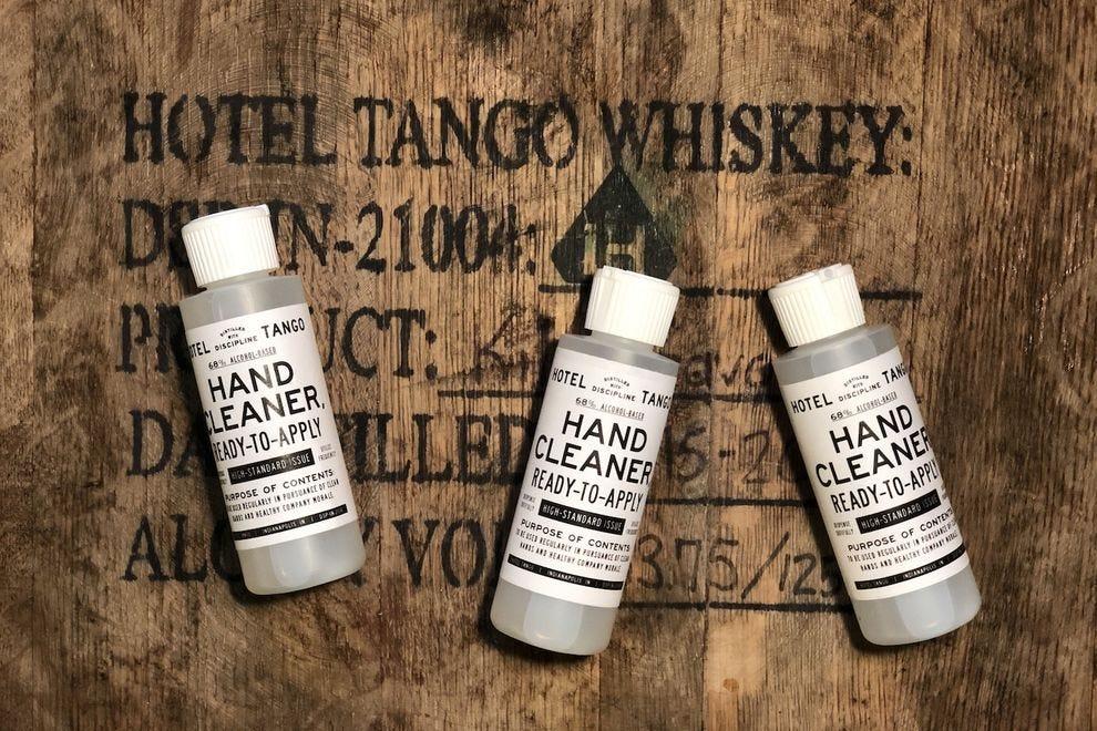 Hotel Tango Distillery Hand Sanitizer