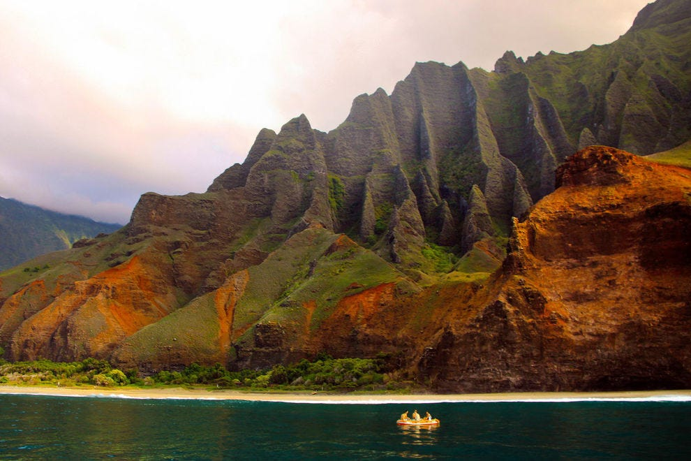 Splendor in Hawaii
