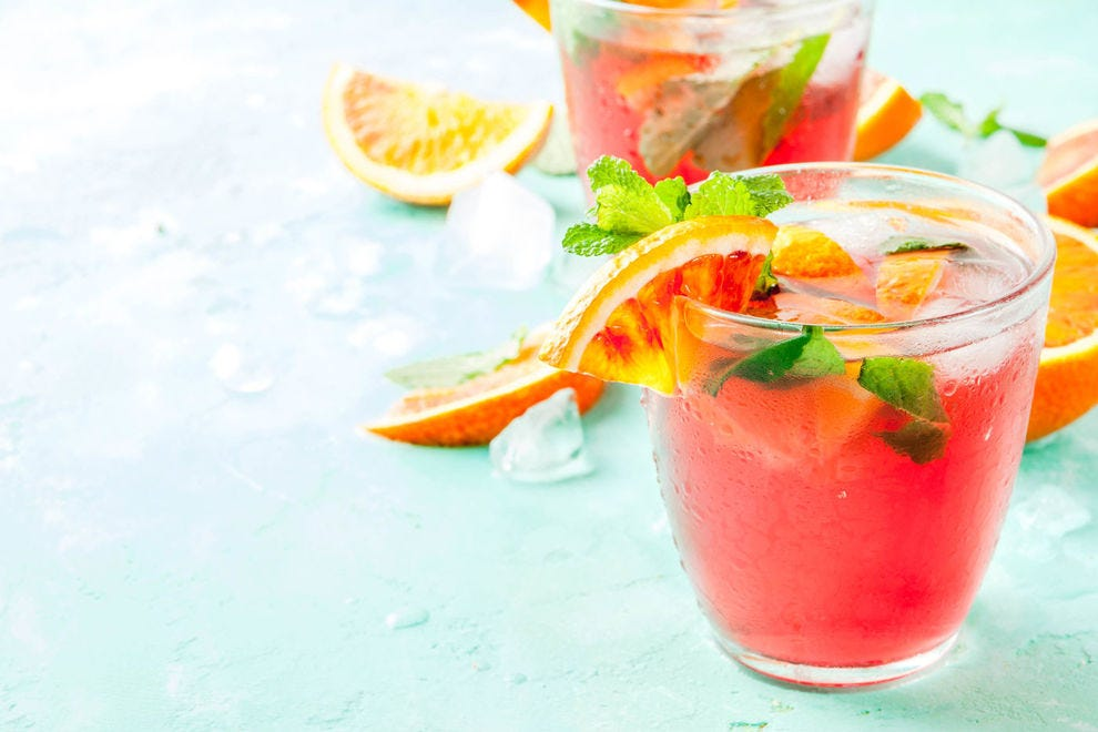 You can easily make these 10 Caribbean cocktails at home