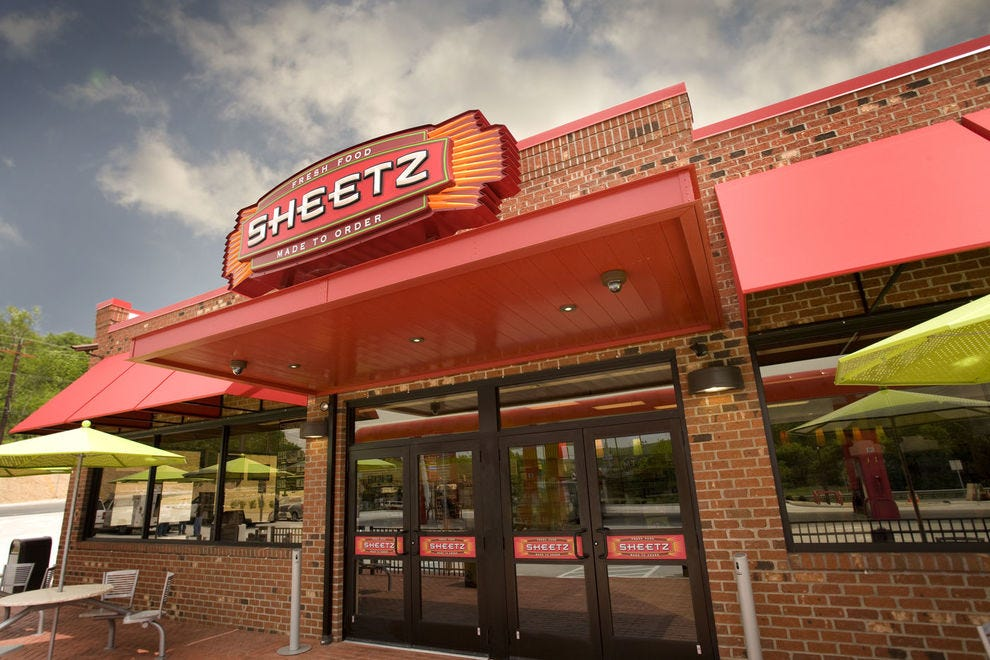 Grab a sandwich to-go from Sheetz