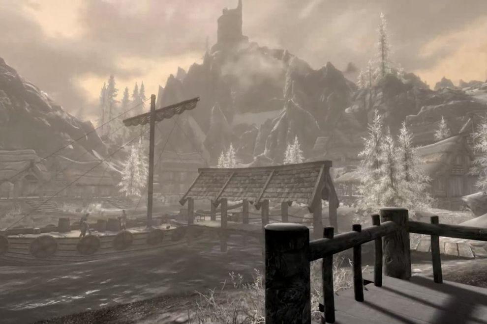 Elder Scrolls: Skyrim