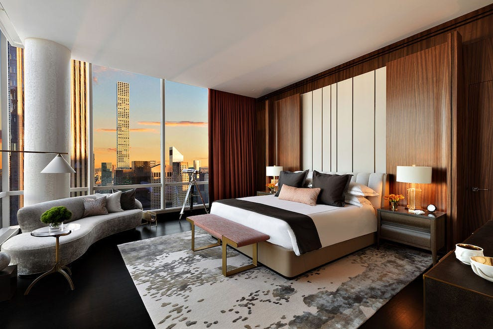 10 Ways To Transform Your Bedroom Into A Luxury Hotel Suite