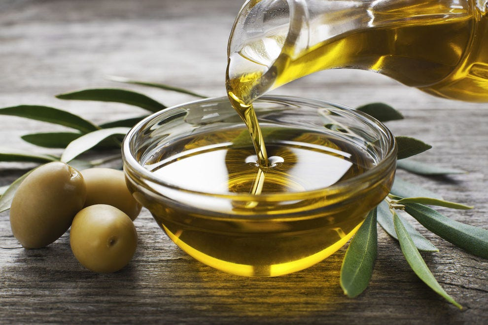 Olive oil is great for sautéeing or baking, but much of the nutritional value that makes this oil so attractive gets cooked out