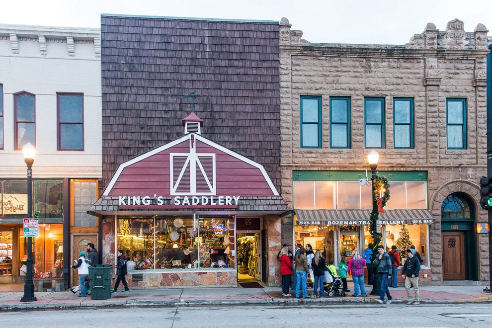 These small towns are big in culture