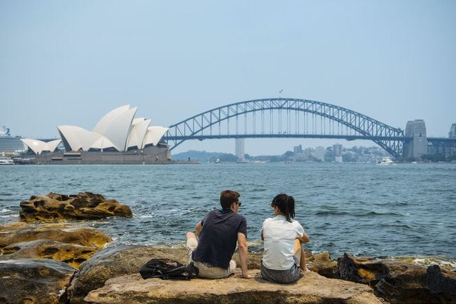 Escape down under to Sydney with this breathtaking photo tour