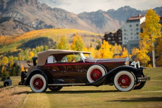 Telluride Festival of Cars & Colors