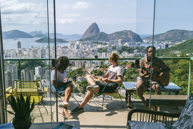 (Virtually) visit Rio de Janeiro through these stunning photos
