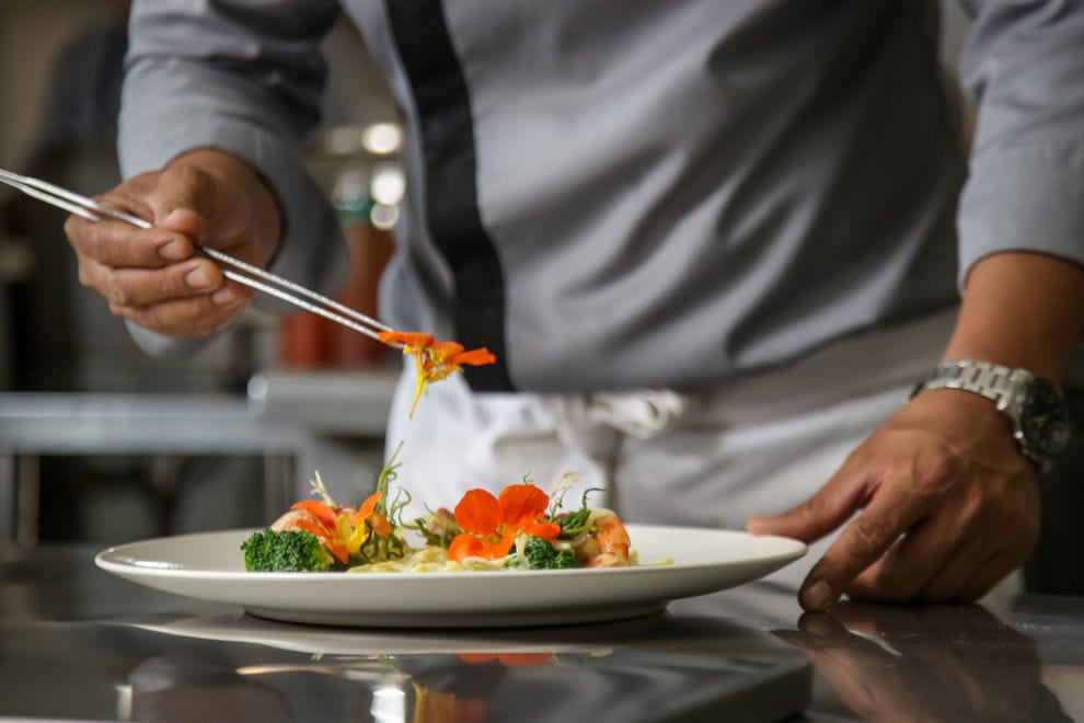 You don't have to leave the hotel for a good meal, thanks to these restaurants