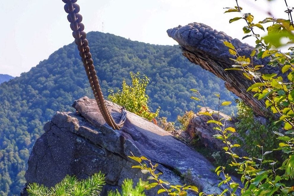 The Chained Rock
