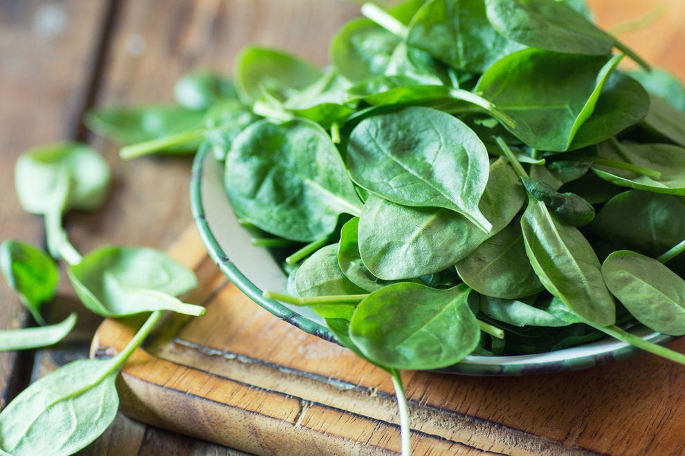Raw spinach offers different nutritious qualities when compared to cooked spinach