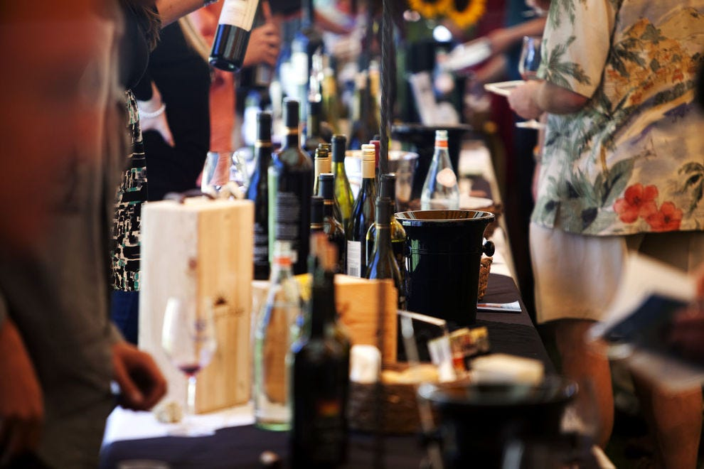 Party like Dionysus at these wine festivals