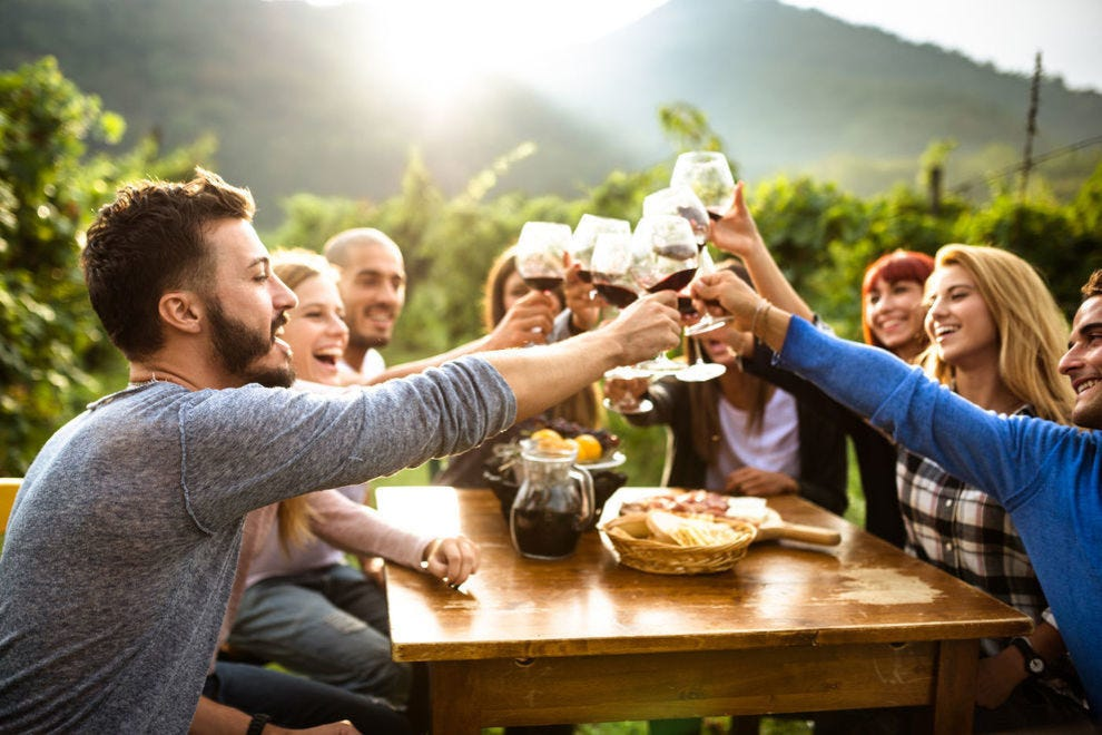 Leave the driving to someone else on these top wine-centric tours
