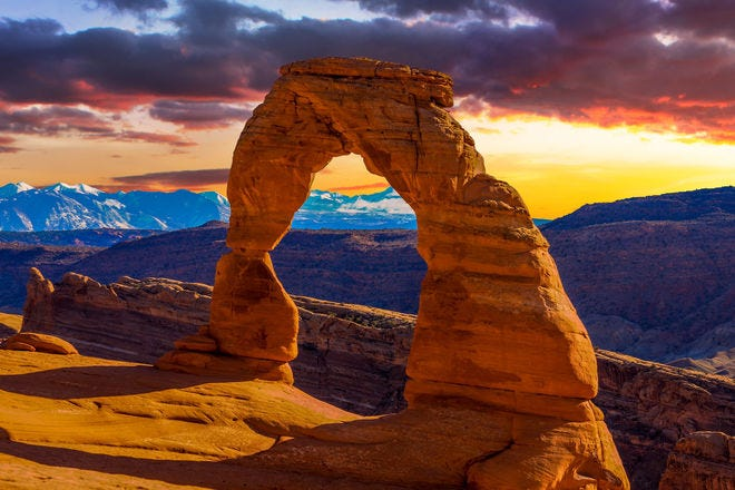 10 incredible views to see in U.S. national parks