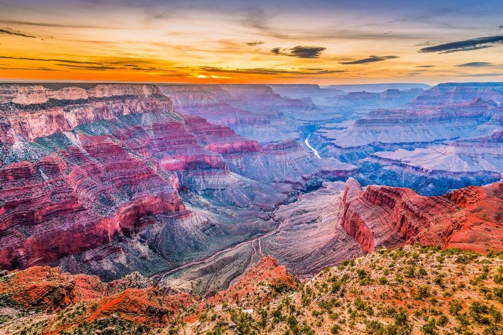 Grand Canyon gives photographers unparalleled opportunity