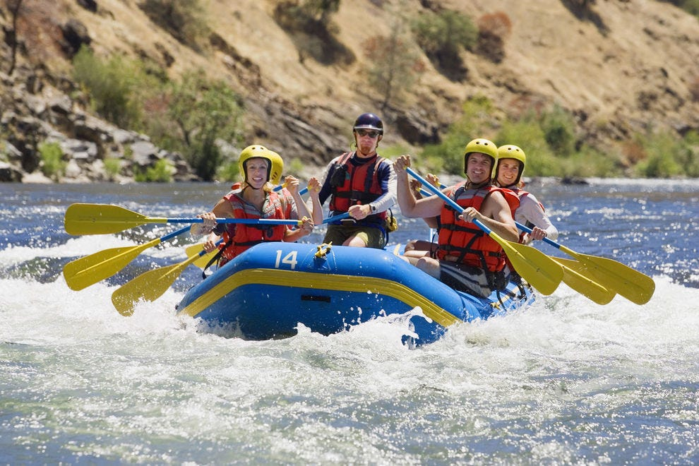 Vote for your favorite rafting company