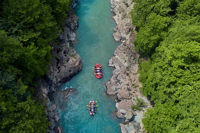 Best Rafting Tour