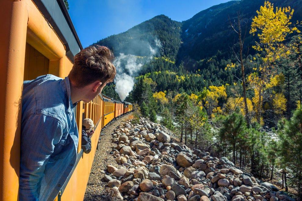 Vote for your favorite scenic train ride