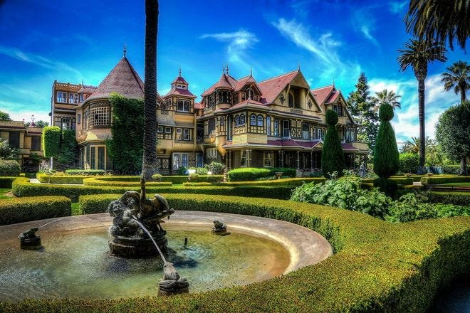 Find frights at the best haunted destinations in the U.S.