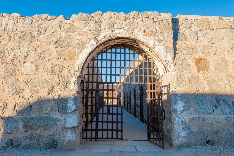 Yuma Territorial Prison Museum & Park