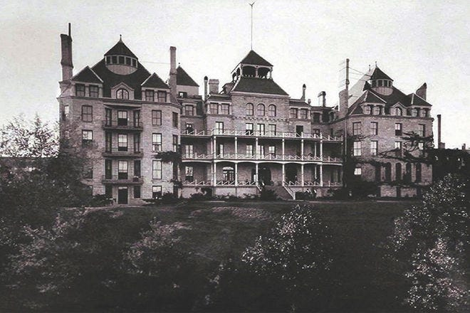 Are you brave enough to check into these haunted hotels?