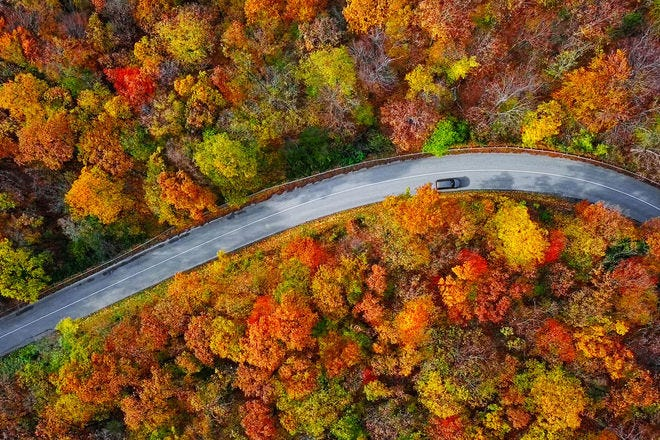 Best Destination for Fall Foliage