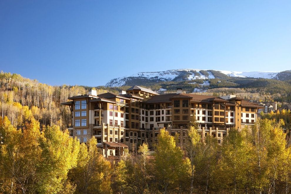 Colorado hotel has earned LEED Gold certification for its sustainable practices