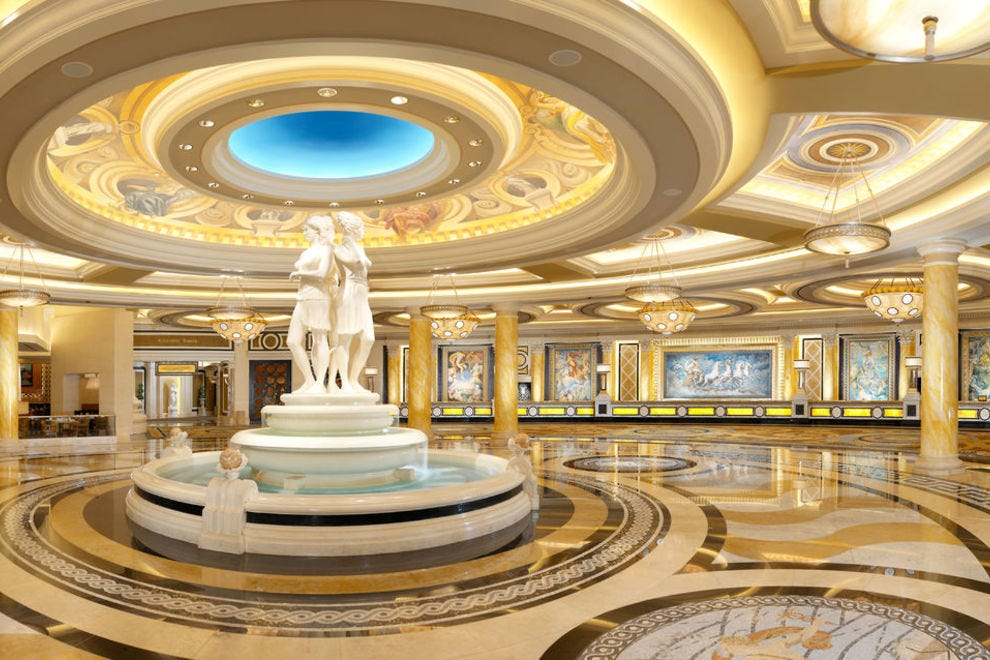 Our readers voted these the best casinos, both in and outside Vegas