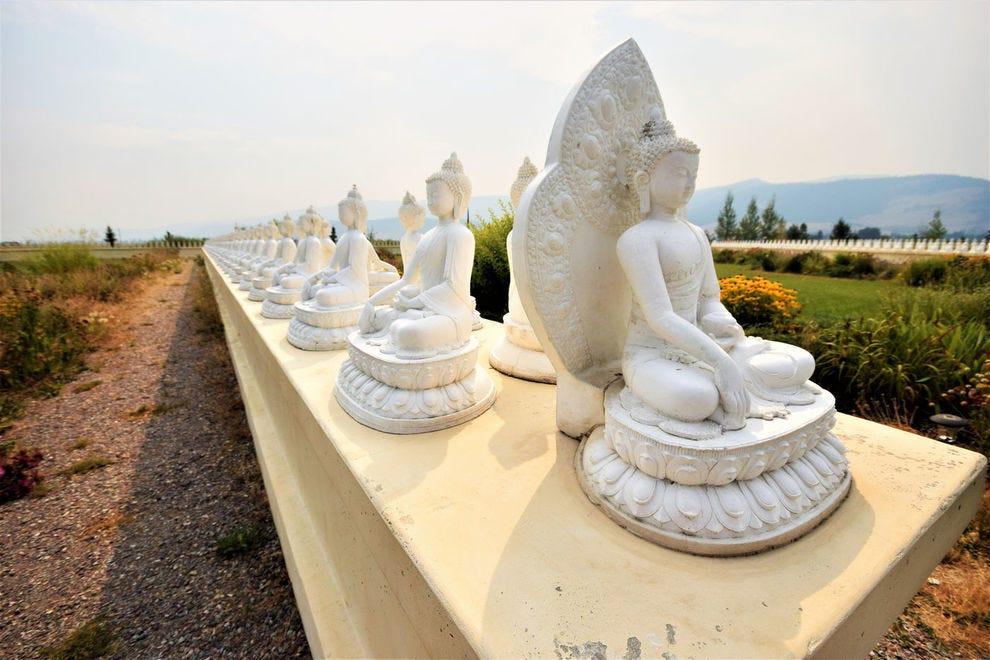 Garden of 1,000 Buddhas