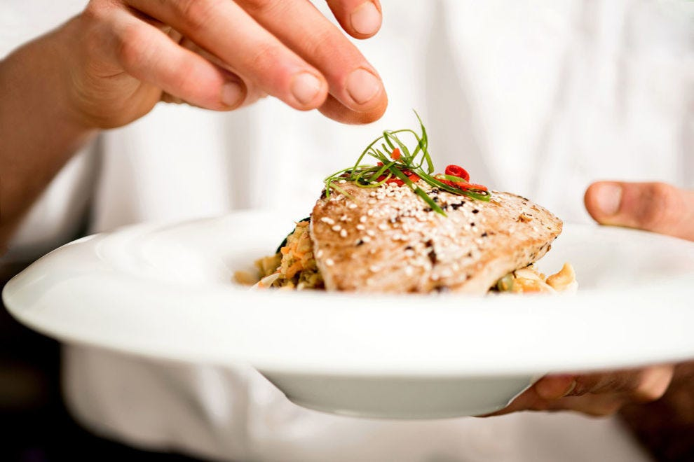 Which casino restaurant cooks up the best food?