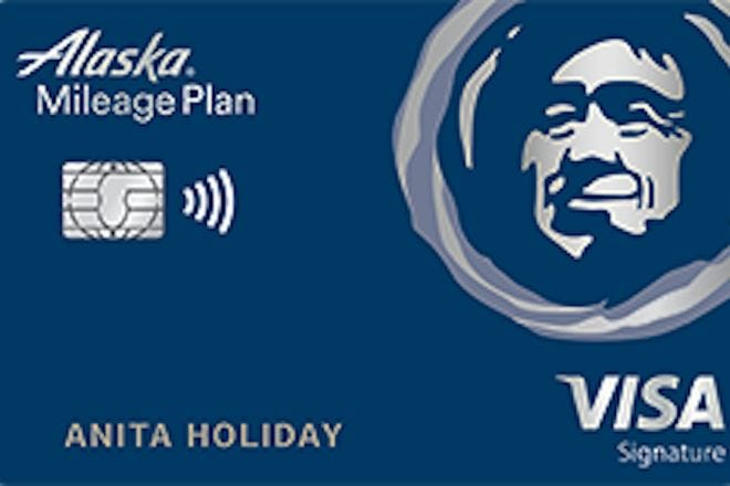 Alaska Airlines Visa Signature Card