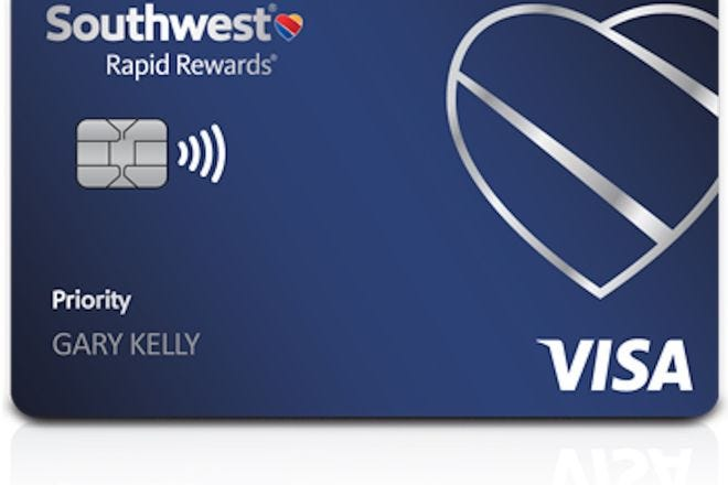 Southwest Rapid Rewards Priority Card
