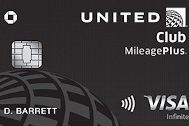 United Club Infinite Card