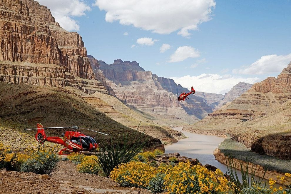 See the Grand Canyon from a whole new perspective