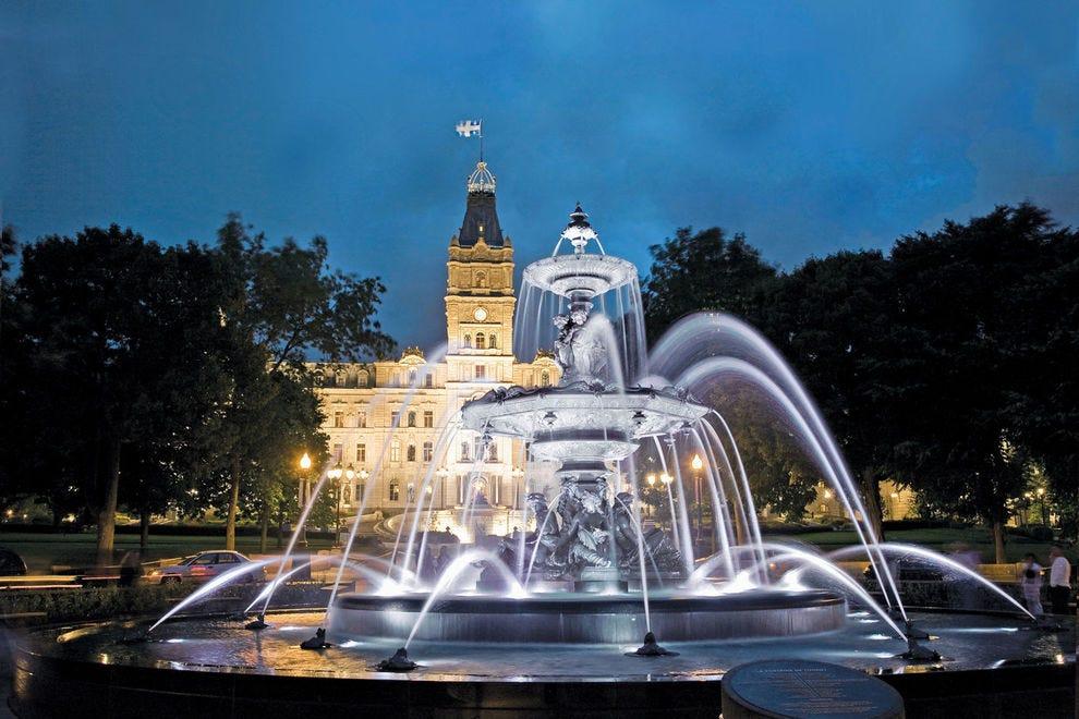 Tourny Fountain