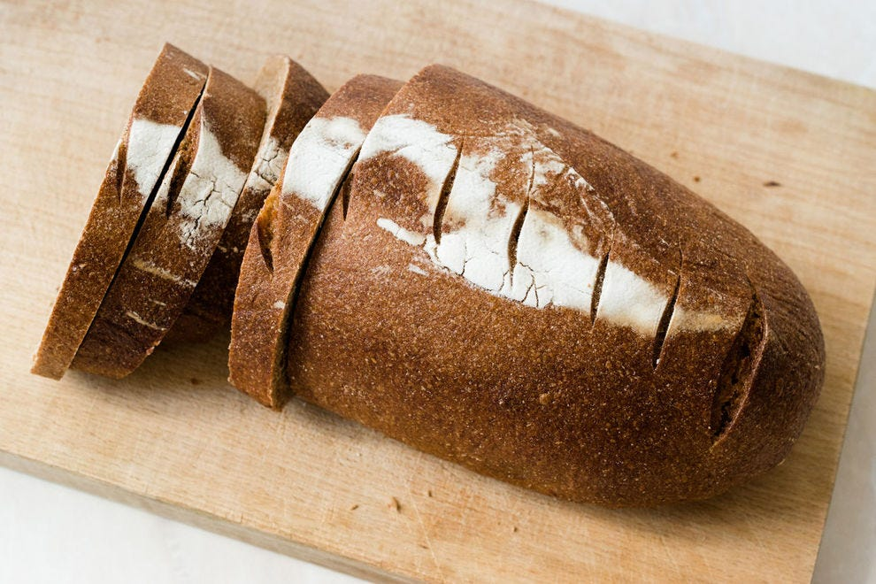 For a hearty, flavorful bread, try replacing your whole wheat flour with einkorn flour