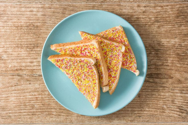What is fairy bread, and how do you make it?