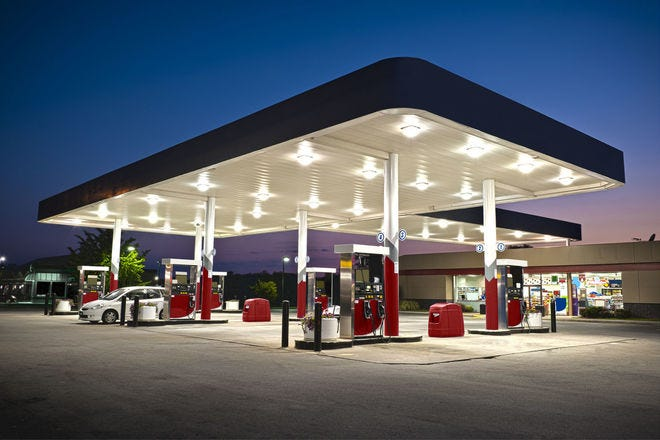 Best Gas Station Brand (2020)