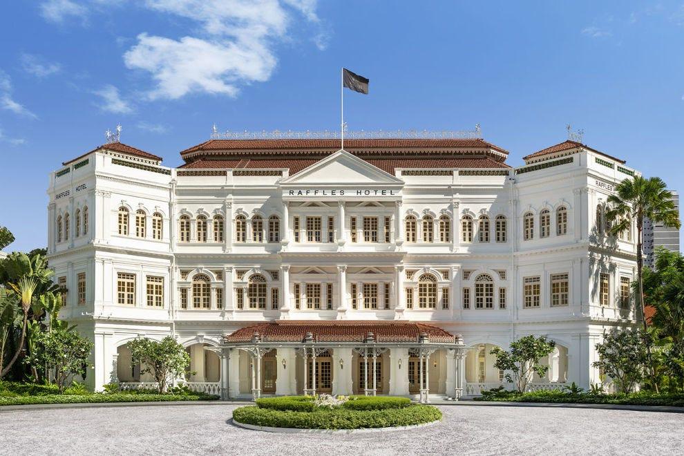 Historic Raffles Singapore