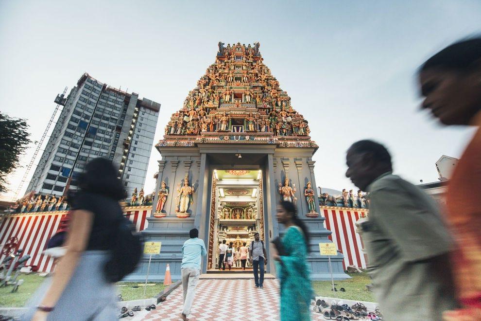 Sri Srinivasa Perumal Temple