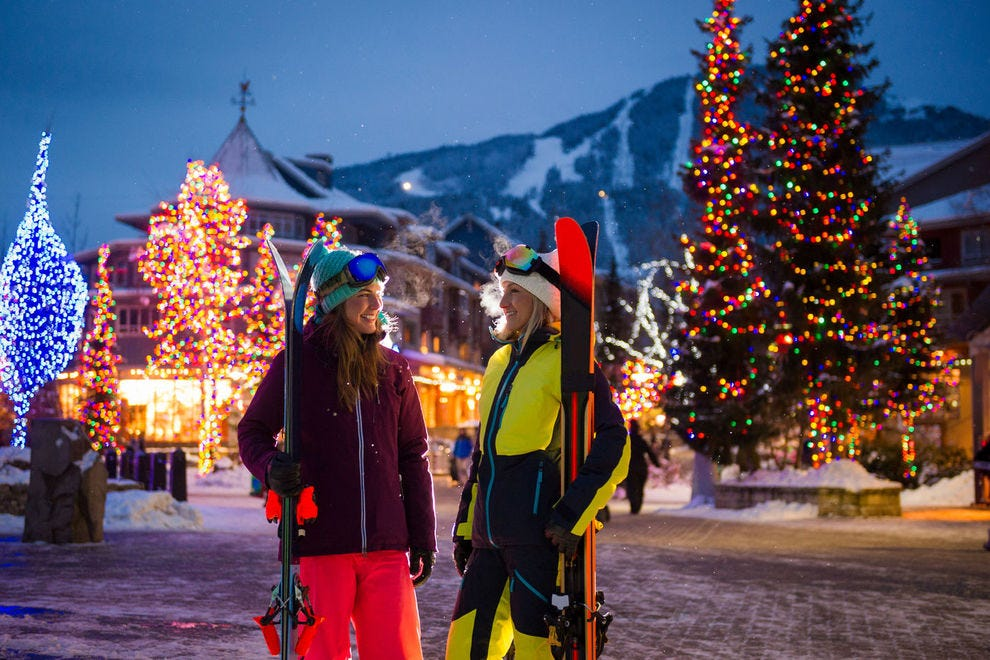 What makes a good ski town? You decide
